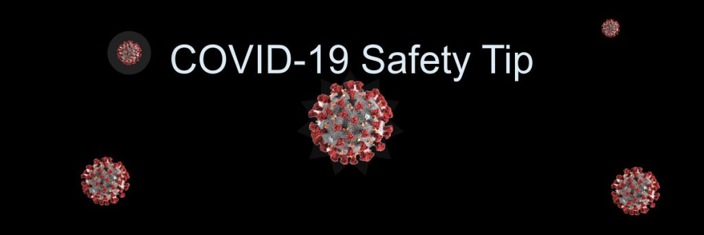 covid-19 safety tips