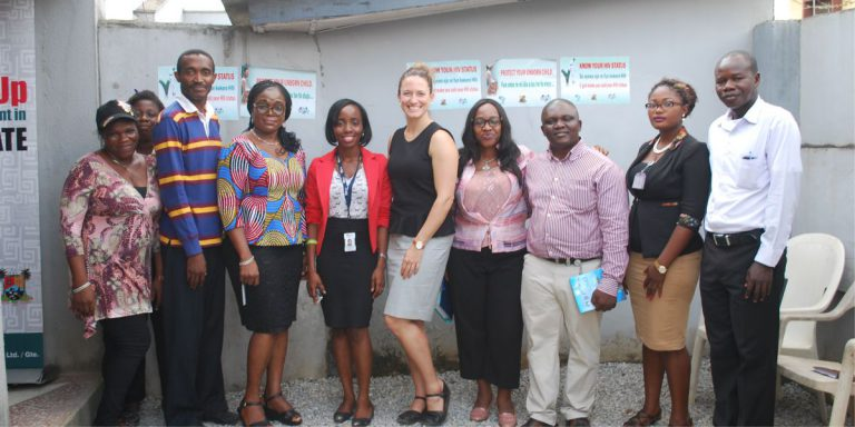 APIN's Visit - Lagos