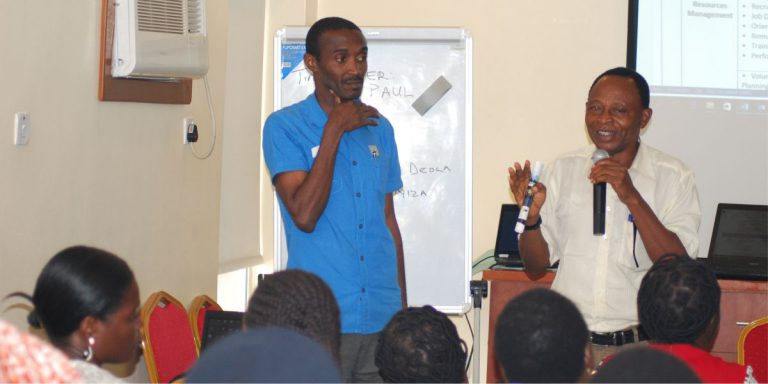 Pastor Marcus Williams