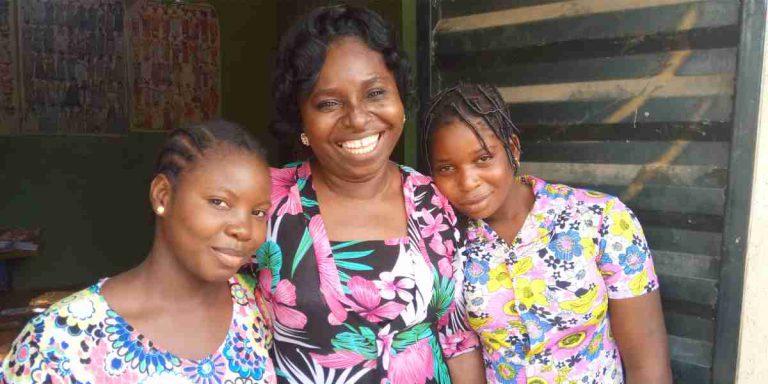 Mrs Abioye - PS MWASI